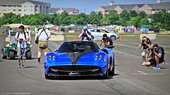 The Moment I Saw My First Pagani {EXPLORE} (FourOneTwo Photography) Tags: auto car exotic supercar huayra hypercar paganihuayra fouronetwophotography cfcharitiessupercarshow