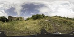 Frauenberg Burgruine Innenhof 160711 (Bianchista) Tags: panorama innenhof 2016 kugelpanorama frauenberg 360panorama ebsdorfergrund bianchista ljuli