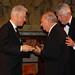 Club de MadridPresenting the Club de Madrid Democratic Leadership Award to President Clinton X Anniversary Gala Dinner