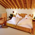 Landhaus Suite Schlafzimmer