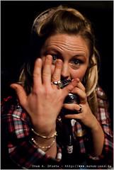 Peggy Sugarhill / Adriano Batolba Orchestra (seven-oaks.de [Sven A. Droste]) Tags: music germany photography concert fotografie live stage franz aachen rockroll rockabilly nrw musik konzert concertphotography bühne 2011 konzertfotografie wwwsevenoaksde svenadroste 20111127 adrianobatolba adrianobatolbaorchestra