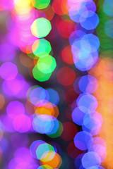 Christmas Lights Peru