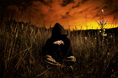 (co) Tags: world sunset sky orange weed nikon smoking end fermin contamination