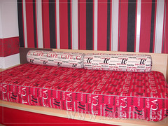 """Colchas, Edredones y Fundas Nórdicas confeccionados a la medida en La Dama Decoración • <a style=""""font-size:0.8em;"""" href=""""http://www.flickr.com/photos/67662386@N08/6478343857/"""" target=""""_blank"""">View on Flickr</a>"""