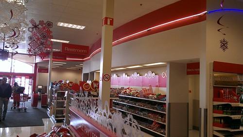 Target - Bellevue (Omaha), Nebraska - Restrooms / Guest Service ...