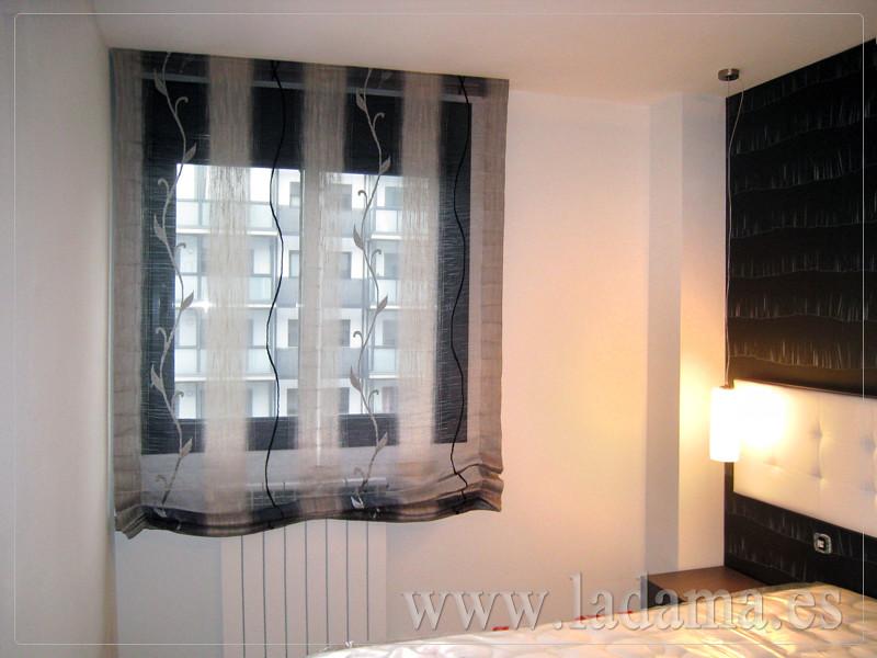 Estores en zaragoza elegant cortina a palones para for Estores a medida ikea