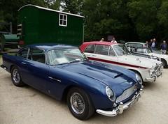 1965 Aston Martin DB5 (Rob_sg) Tags: blue classic sports car luxury 1965 superleggera astonmartindb5 grandtourer singergazelle