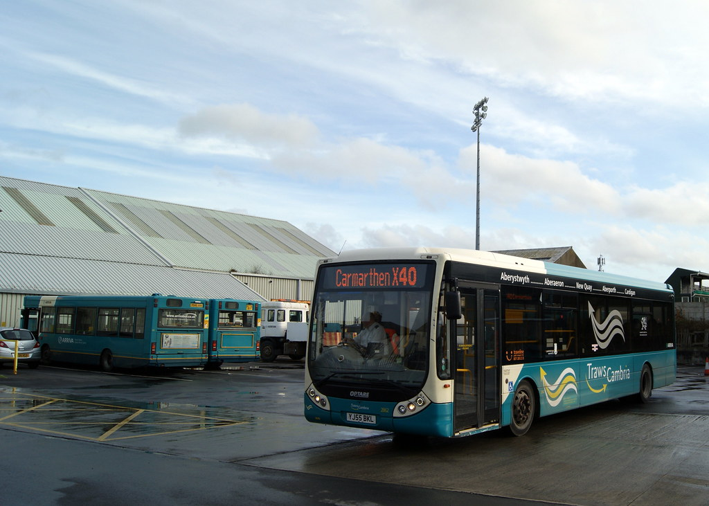 The World's Best Photos of aberystwyth and optare - Flickr