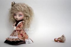 Winter swap with Azazelle (Ala) Tags: doll little sewing clothes addictions swap mohair pullip ambroisine azazelle