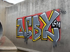 ORBY (Same $hit Different Day) Tags: graffiti bay south lcm orby
