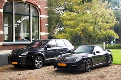 Cayenne Magnum Techart & Turbo Cabriolet (SpeedLimitz) Tags: speed nice fast turbo porsche magnum supercars cabriolet cayanne techart