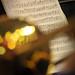 Sheet music for the The Amalgam Brass Ensemble.
