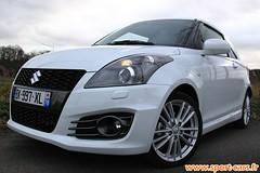 Essai nouvelle Suzuki Swift Sport 5