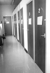 Numbered Rooms (Voices Through Corridors) Tags: