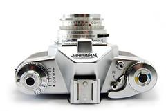 5- Voigtlander Bessamatic De Luxe (audiogab) Tags: camera color classic de voigtlander filters luxe f50 bessamatic 128 skopar lenshood uvfilter originalbox gegenlichtblende gelbfilter objektivdeckel focar passendeledertaschen