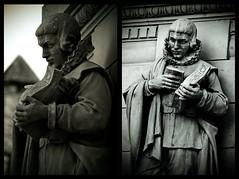 Miguel Cid (Mathias Bra) Tags: sculpture detalle detail monochrome monochromatic escultura poet poeta