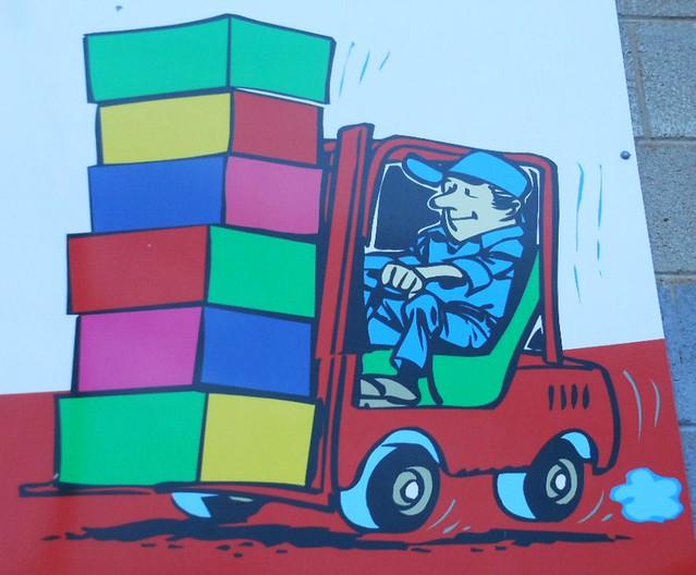 Company Logo - Forklift