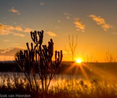 Dam Sunrise