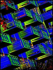 Indoor Outdoor (tombarnes20008) Tags: building december apartment florida fortlauderdale balconies a1a 2011 galtoceanmile