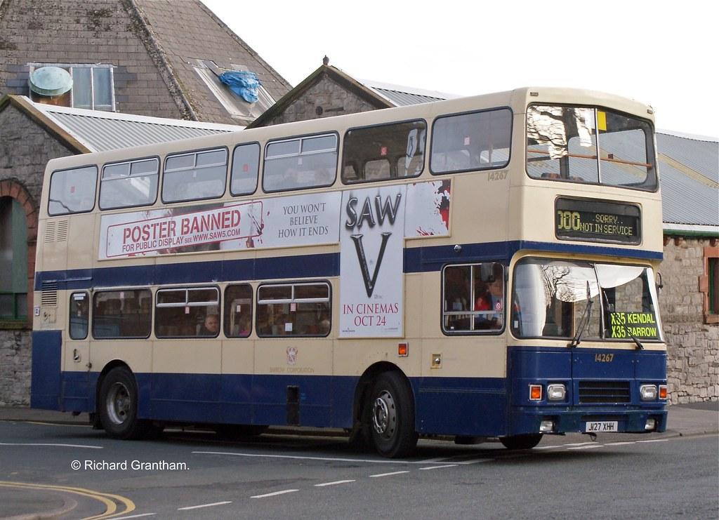 Stagecoach In Barrow 14267 J127xhh Eybusman Tags West Bus Town Coach