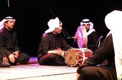 Kuwaiti music night at the Dar (Mink) Tags: music singing song traditional dar bad kuwait instruments kuwaiti salman dishdasha   alamari