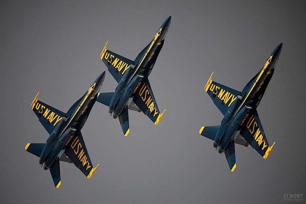 Blue Angels - SF Fleet Week 2011