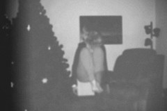 I Think You Oughta Stay Away From Here (FrauStorm) Tags: christmas winter selfportrait film minnesota canon vintage grain floating levitation vignette rebelt2i
