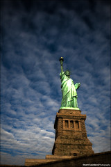 The Statue Of Liberty, New York ~ Explore #6 (Stuart-Saunders) Tags: new york statue liberty hdr of