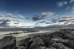 Defences (Nick J Stone) Tags: sea coast east edge coastline eastern seashore happisburgh