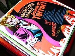 Monster Mash Christmas (Fleur-de-louis) Tags: christmas usa monster vintage song vampire kentucky ky album vinyl kitsch dracula retro cover record horror terror louisville kitschy songs sounds mash