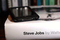 "Steve jobs =""( (Abdulaziz-z) Tags: book ipod jobs steve apply"