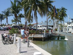 "Biking to the Sanibel Marina • <a style=""font-size:0.8em;"" href=""http://www.flickr.com/photos/43501506@N07/6613987685/"" target=""_blank"">View on Flickr</a>"
