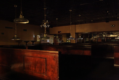 All Abandoned Nanuet Mall Last Call Ruby Tuesday Empty