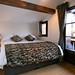ChaletSeven Master bedroom