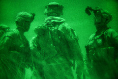 Night patrol (The U.S. Army) Tags: af kandahar oef isaf comcam spinboldak charlietroop ctfviper 238thcav