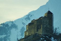 Valre (_Anty_) Tags: church eglise sion valais valre