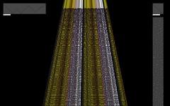 IW - Process - Jan. 8 2012 (blprnt_van) Tags: pattern textile math weaving wolfram processingorg
