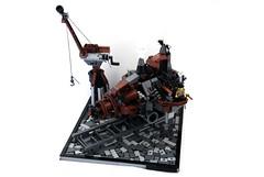 Lego Steampunk Train Steampunk Train Mags Tags