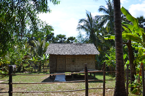Cambodia rural house ©  Still ePsiLoN