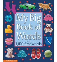 Vocab - My Big Book of Words