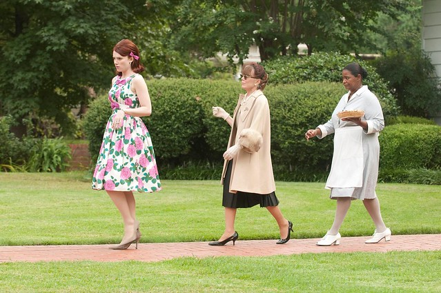 """THE HELP""..TH-097..(left to right) Bryce Dallas Howard is Hilly Holbrook, Sissy Spacek is Missus Walters and OCTAVIA SPENCER is Minny Jackson in DreamWorks Pictures drama, ""The Help"", based on the New York Times best-selling novel by Kathryn Stockett se"