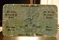 Simon City Royals (Chicago's Cold War) Tags: chicago graffiti chitown chiraq gangtags chitilla killinois gangbangcity