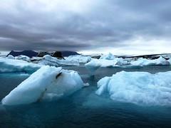 Glacier Lake, Iceland (Mozzie11) Tags: travel lake nature iceland scenery europe glacier glacierlake