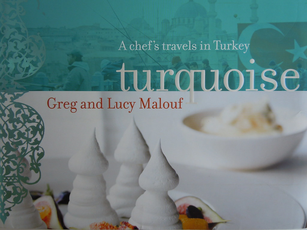 Turquoise - A chef's travels in Turkey (DeliciousMNostrum IS NOW: tita  irene) Tags