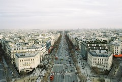 On the top of Paris