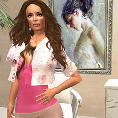 In Pink b1 (lovesimondsen) Tags: secondlife exile tuli nn fashionblog slfashion secondlifefashion ricielli milkmotion uniquemegastore centopallini elikatira lovesimondsen thetropicaliabazaar hluzza