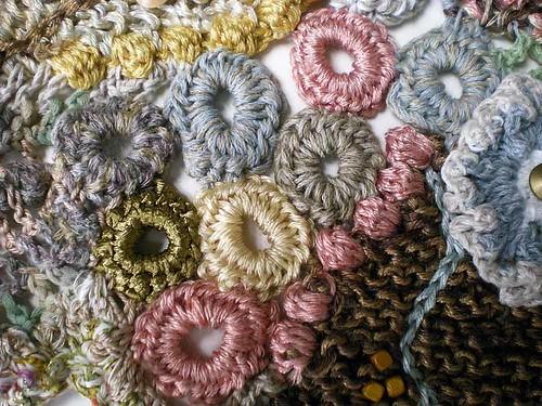 freeform fabric for scarf
