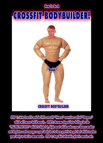 Crossfiit bodybuilder on paleo diet non vegetarian primal crossfiit bodybuilder on paleo diet non vegetarian primal freetheanimal caveman robb wolf malvernweather Image collections