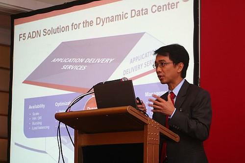 F5 New Country Manager Oscar Visaya