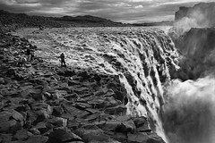 Dettifoss - Icelandic Waterfall Series - Iceland (Nonac_eos) Tags: bw waterfall iceland power workshop lee powerful dettifoss gndfilter leefilter nonaceos vatnajkullnationalpark